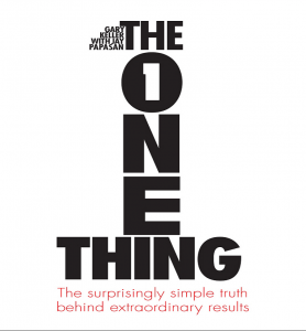 The-One-Thing